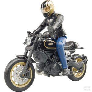 Ducati Rennfahrer (U63050)  Kramp