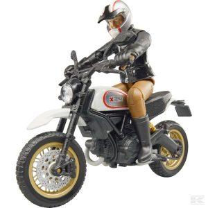 Ducati Wüsten-Fahrer (U63051)  Kramp