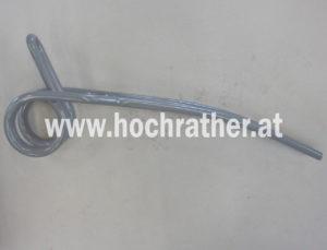 STRIEGELZINKEN DOPPELT TIGER/F (34217503) Horsch