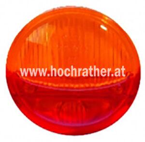 Lichtscheibe Steyr Gelb/Rot (100150095) Umlauf