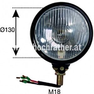 Scheinwerfer Metall Steyr 180 (100400044) Umlauf