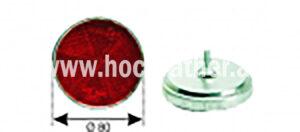 Rückstrahler Ruroal 1Xm5/80Mm (100622004) Umlauf