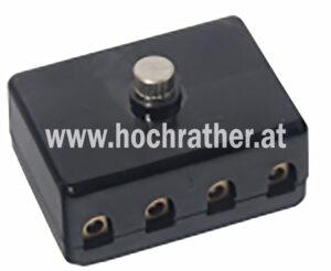 Sicherungsdors 4P Sr Schwarz (330100104) Umlauf