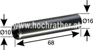 Ventilführung Kurz T188/30/430 (500114004) Umlauf