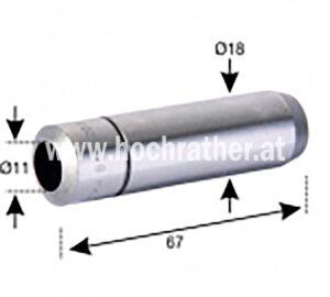 Ventilführung Steyr T80 (500114472) Umlauf