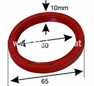 Kurbelwellensimmering Vorne (500122001) Umlauf