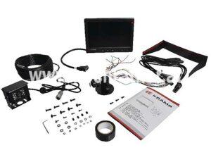 """Kamerasystem Quad 10""""Tft (Cas669401Kr) Kramp"""
