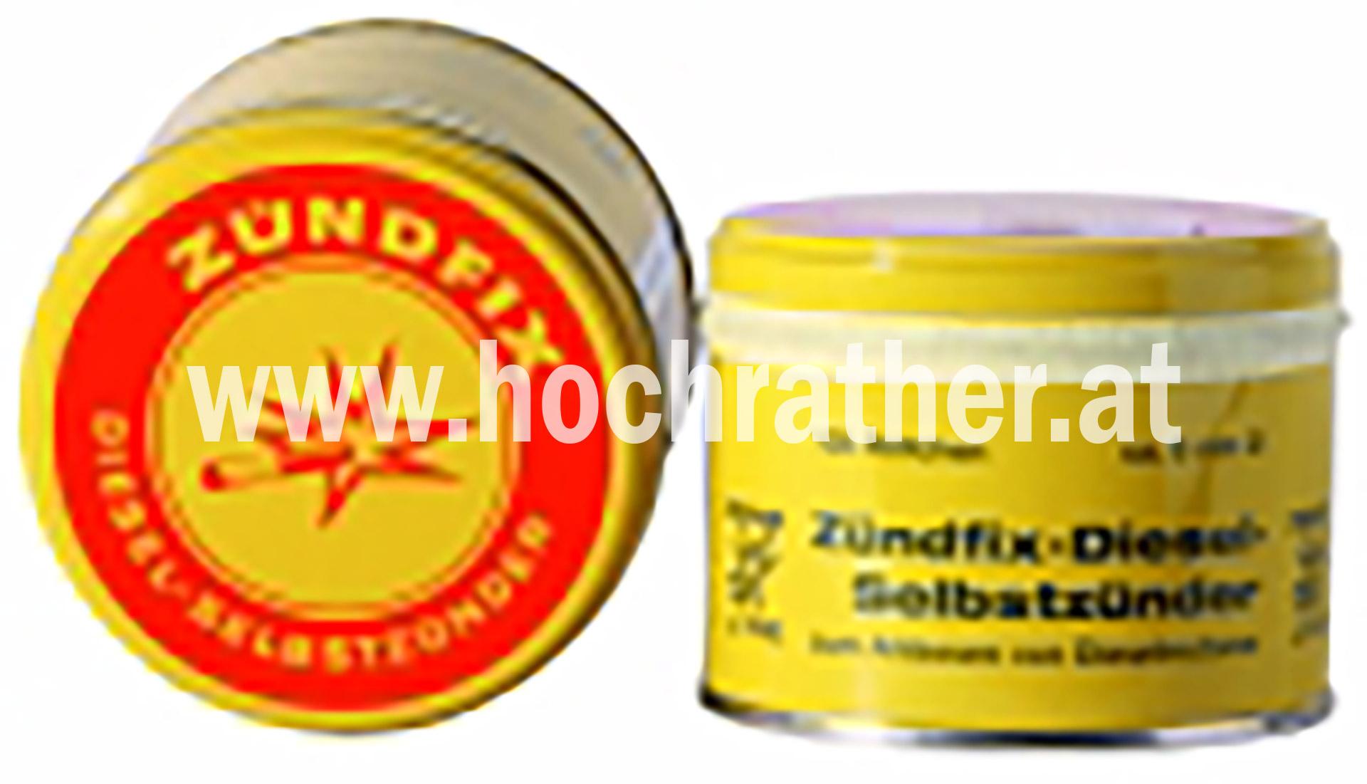 Zündfix 100Stk/8Mm (Hb29000108) Umlauf