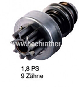 Ritzel Jd 9Zf (Zn101318) Umlauf