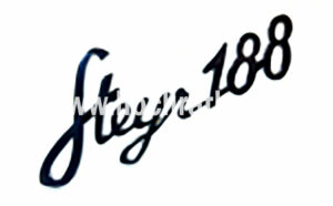 SCHRIFTZUG STEYR 188 (130310188) Umlauf