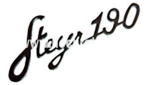 SCHRIFTZUG STEYR T190 (130310190) Umlauf