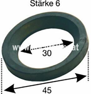 Anlaufscheibe Unten Steyr T80 (500100122) Umlauf
