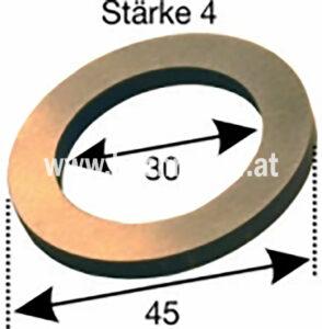 Anlaufscheibe Oben Steyr T80 (500100125) Umlauf