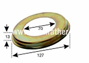 Labyrinthblech Steyr T182/280 (522100003) Umlauf