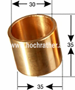 Achsschenkelbuchse Steyr T80 (522101024) Umlauf