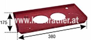 Batteriehalterung T180A (523100017) Umlauf