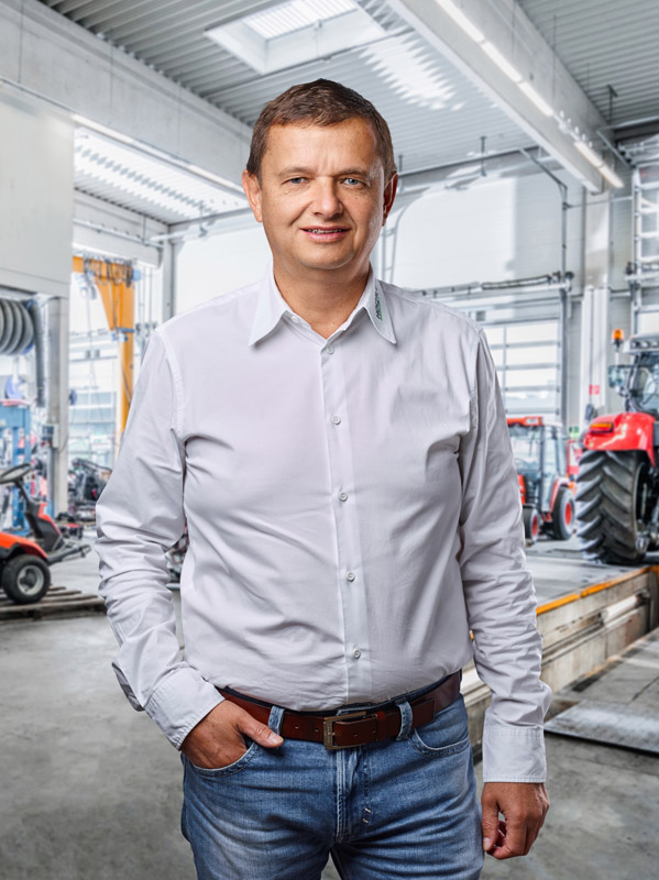 Willi Hochrather - Geschäftsleiter