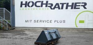 Weidemann Schaufel 1,60M