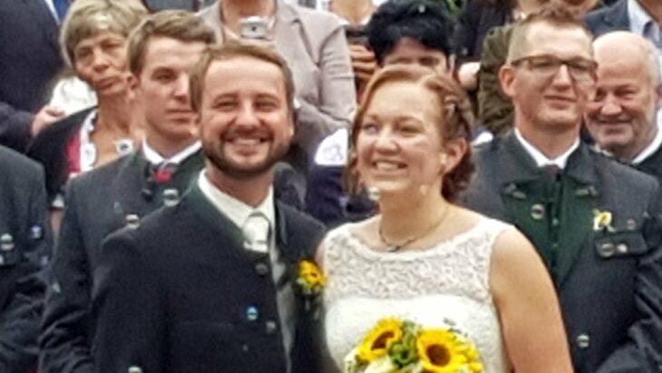 Hochzeit Von Johannes Und Katharina