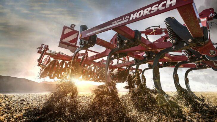 Universelle Bodenbearbeitung Von Horsch
