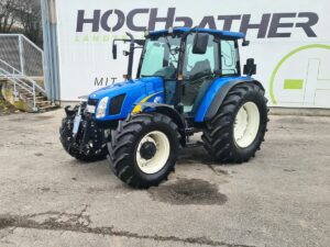 New Holland Tl100A (4Wd)
