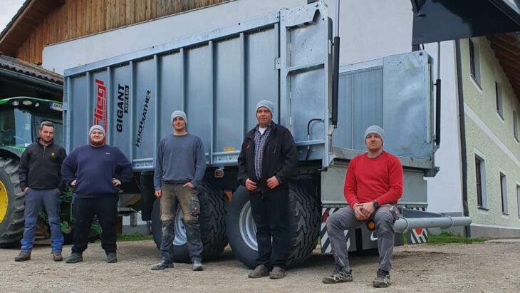 Abschiebewagen-Übergabe An Die Gemeinschaft NEUhofen An Der Ybbs