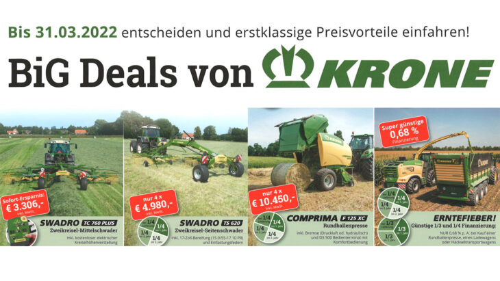 Krone Big Deals