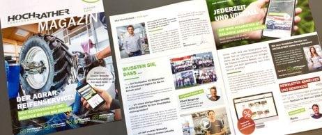 Das 1. Hochrather Magazin – Für noch mehr Service!